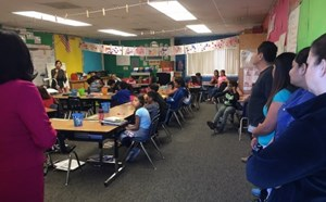 Partners in Education Unites Parents to Learn about Standards for Academic Success - article thumnail image
